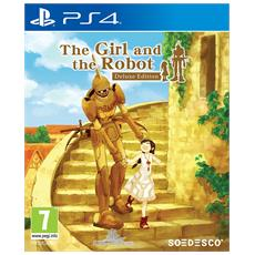 PS4 - The Girl and the Robot