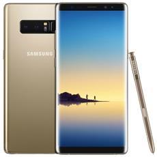 """Galaxy Note 8 Oro 64 GB 4G / LTE Impermeabile Display 6.3"""" Quad HD Slot Micro SD Fotocamera 12 Mpx Android Tim Italia"""