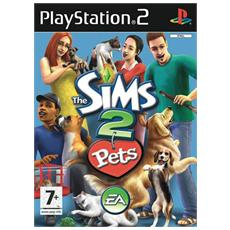 PS2 - The Sims 2 Pets