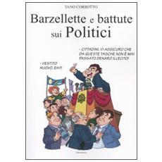 Barzellette e battute sui politici