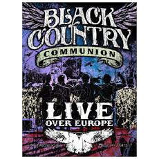 Black Country Communion - Live Over Europe (2 Dvd)
