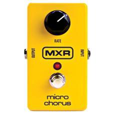 Pedale DUNLOP M-148 MxR Micro Chorus
