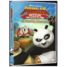 Dvd Kung Fu Panda-mitiche Avventure #02
