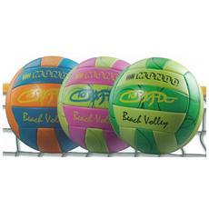 Pallone Beach Volley D. 210 Tornado 3modelli 13954