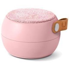 Rockbox Round H2O Fabriq Edition Speaker Bluetooth impermeabile - Rosa