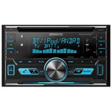 Sintolettore KDCX5000BT 4x50W MP3 / WMA / FLAC USB Bluetooth Blu