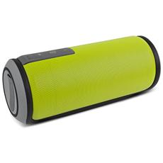 Speaker Audio Portatile BX 400 Bluetooth Potenza 8 W Bluetooth - Verde