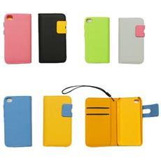 Cover Flip Litchi Iphone4