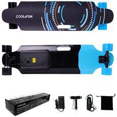 Elettrico Scooter Skateboard Wireless Remote Four Wheels Autonomia Lg Battery Keji