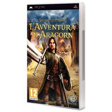 PSP - Il Signore Degli Anelli: l'Avventura di Aragorn