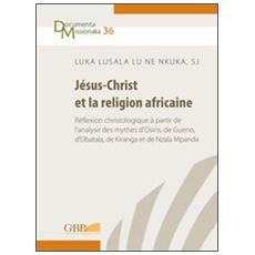 Jésus-Christ et la religion africaine