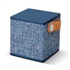 Rockbox Cube Fabriq Edition Speaker Bluetooth - Blu