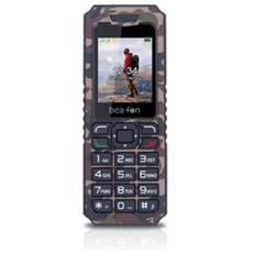 "Active Line AL250 Senior Phone Colore Militare Dual Sim Display 1.77"" Bluetooth Fotocamera con Tasti Grandi + SOS"