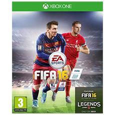 Fifa 16 Xbox One Uk