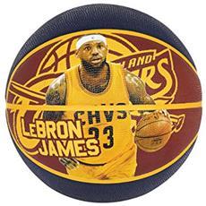 Nba Player Ball Lebron James Size 7 Rubber