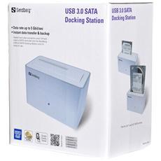 USB 3.0 SATA Docking Station