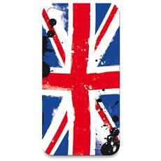 """Custodia con motivo """"Union Jack"""" per iPhone 5"""