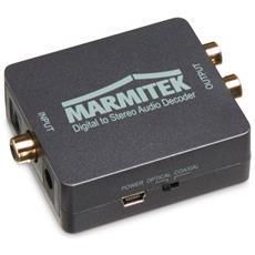 Connect DA51 Nero convertitore audio