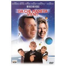 Dvd Da Che Pianeta Vieni?