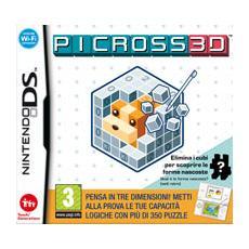 NDS - Picross 3D