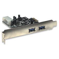 ICC X-PCI-USB3 - SuperSpeed USB PCI Express Card