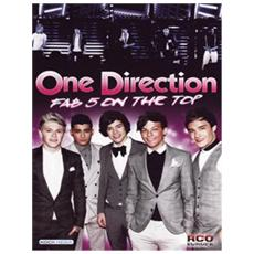 One Direction - Fab 5 On The Top
