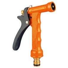 Pistola per irrigazione giardino lega di metallo getto regolabile Papillon