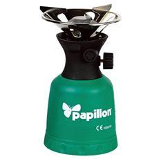 Fornello gas portatile 1 fornello cucinino viaggio accensione piezoelettria