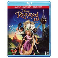 Rapunzel (3D) (Blu-Ray+Blu-Ray 3D)