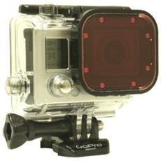 Glass Filter PGSLIM Magenta per filmare nell'acqua Verde per GoPro HERO3