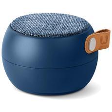 Rockbox Round H2O Fabriq Edition Speaker Bluetooth impermeabile - Blu