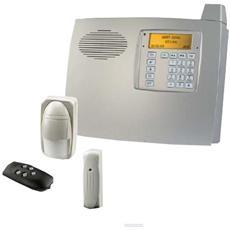 Kit Antifurto Wireless Centrale Infrarossi Bar Casa Negozi Ristorante Urmet 1057/903
