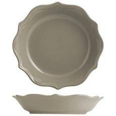 Piatto Ceramica Adele Tortora Fondo Cm22 Tableware