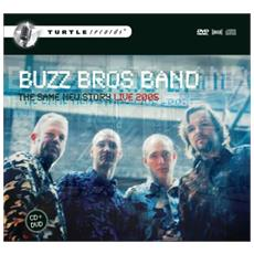 Buzz Bros Band - The Same New Story-Live (2 Cd)