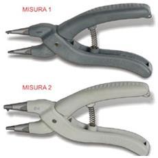 Pinze Per Split Rings Mis. 2