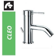 Fir Cleo 801430 Miscelatore Lavabo Con Scarico, Cromo