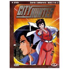 City Hunter - Stagione 01 #02 (4 Dvd)