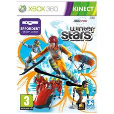 X360 - Winter Stars (Software per Kinect)