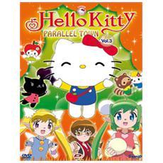 Dvd Hello Kitty-parallel Town #03