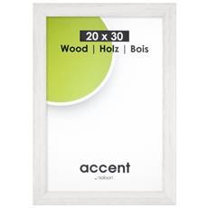 Nielsen Accent Magic 20x30 legno bianco 9735000