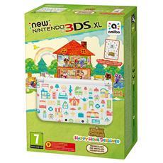 Console New 3DS XL + Gioco Animal Crossing Happy Home Designer