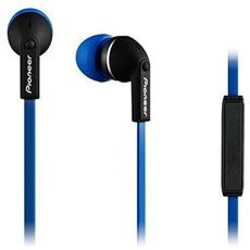 Auricolare a filo con Microfono - Blu