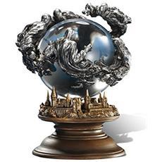 Sfera Di Cristallo Dei Dissennatori Harry Potter Dementor Crystal Ball 13 Cm