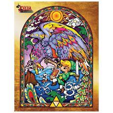 Puzzle Legend of Zelda Wind Waker Ed. 1 550 pz 46 X 61 cm PZL0083