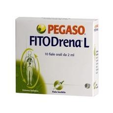 Fitodrena L Fiale Orali 10x2ml