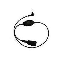 Adaptor cord QD -> 2.5mm, QD, 2.5mm