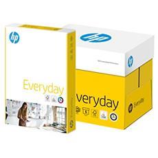 Carta per fotocopie versatile HP Everyday - A4 - 210 mm x 297 mm - 75 g / m² Grammage - 500 / Risma - Bianco