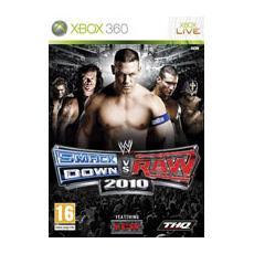 X360 - WWE Smackdown VS Raw 2010