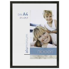 Nielsen C2 nero opaco 21x29,7 aluminio DIN A4 62153