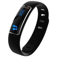 TX-39 Fitness Elegance connessione Bluetooth per Attività Fisica e Sonno Android e iOS - Nero